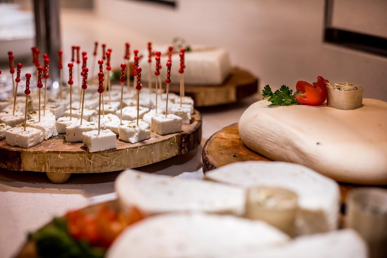 חדר אכל - מבחר עשיר