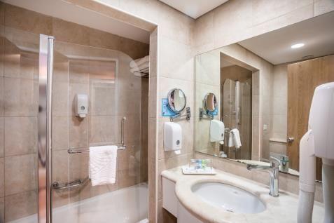 חדר הוד - חדר שירותים